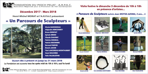 ARPAC - Exposition Hiver 2017-2018