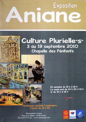 Exposition -Culture Plurielles