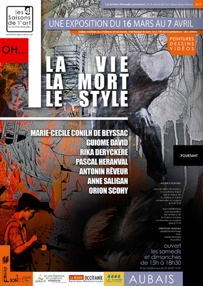 la Vie, La Mort,  le style