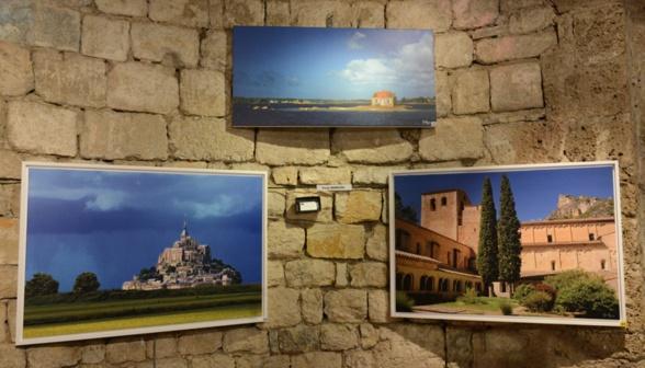 Photos expo. Yvan MARCOU