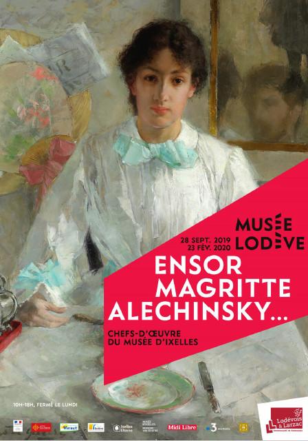 Musée de Lodève - Ensor - Magritte ...