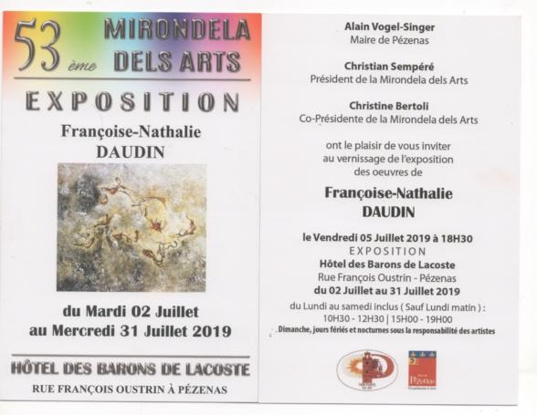 Festival de la Mirondela Dels Arts - Pézenas