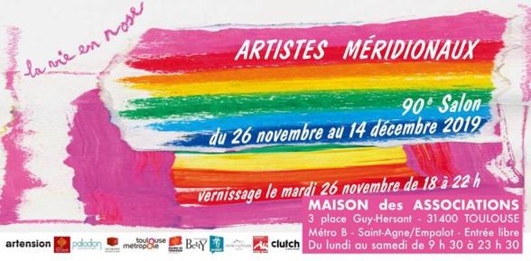 90e Salon des Artistes méridionaux - Toulouse