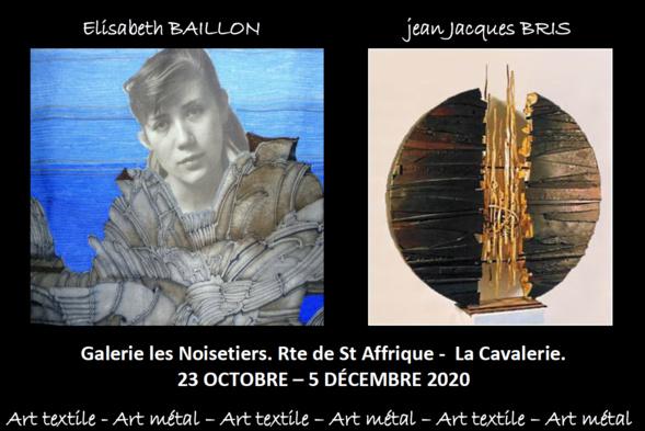 Elisabeth BAILLON à LA CAVALERIE - 12