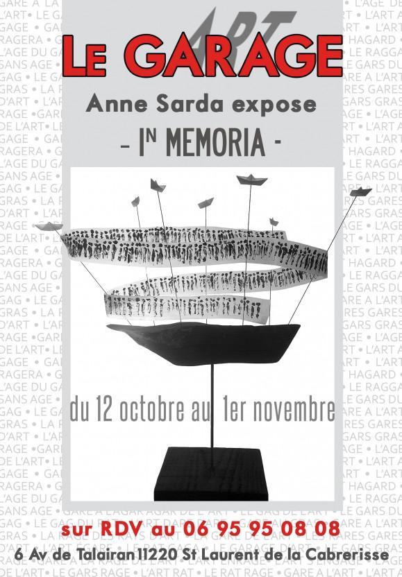 Exposition IN MEMORIA  - Saint-Laurent-de-la-Cabrerisse
