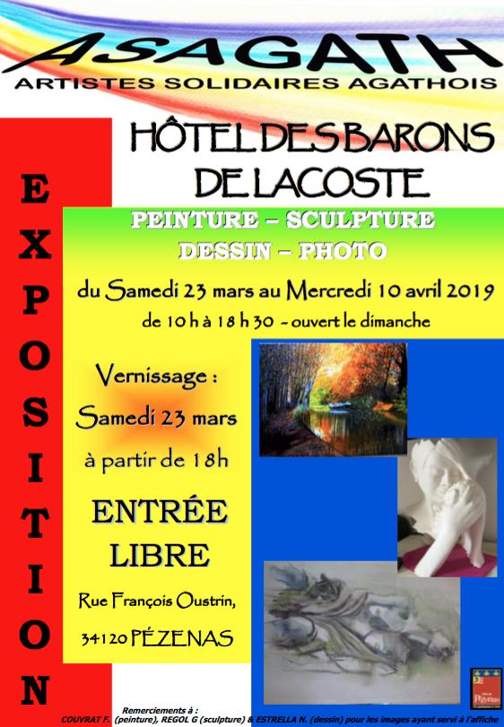 Hôtel  des Barons de Lacoste - Pézenas