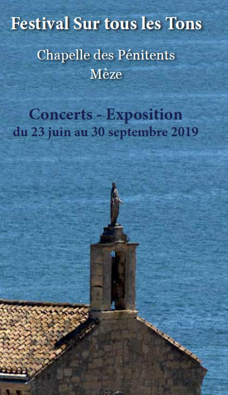 Exposition Chapelle des Pénitents - Mèze