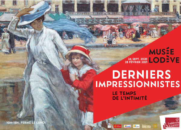 Musée de Lodève -  Derniers impressionnistes, le temps de l'intimité.