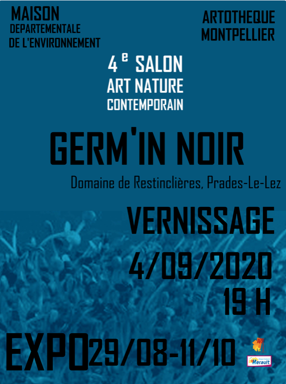 Exposition au Domaine de Restinclières  - Prades le Lez