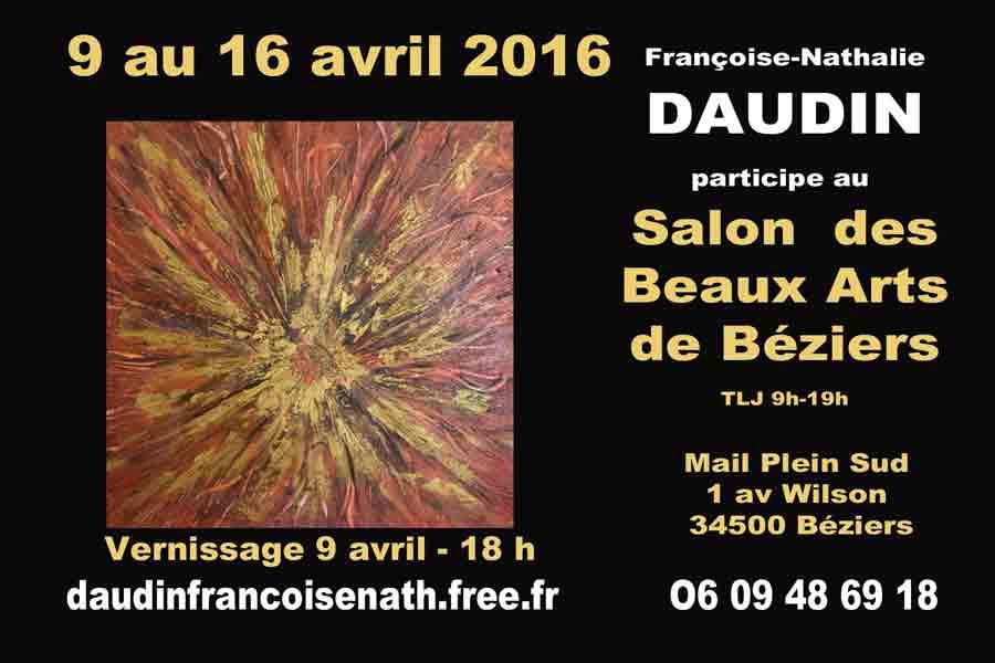 Salon des beaux arts de beziers for Salon des beaux arts