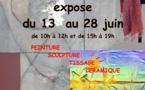 Exposition Art'Caroux