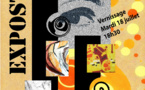Exposition Art Tention - Montpeyroux