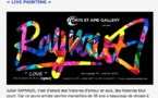 Exposition de Julien RAYNAUD. à NÎMES