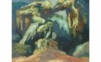 Ian HOPTON à PALAVAS à la Galerie Courbet