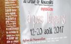 """""""  A pas légers  """" avec Art et Nature à Navacelles"""