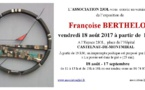 Exposition de Françoise Berthelot - Castelnau-de-Montmiral