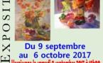 Exposition de Carmen GARCIA au Château de GRÉZAN
