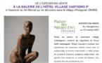 La Maison des Métiers d'Art s'expose à la Galerie de l'Hôtel Village Castigno 5* - ASSIGNAN