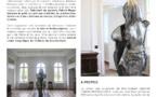 EXPOSITION DE SCULPTURES DE PATRICK ROGER AU CHATEAU DE BOIS GUILBERT
