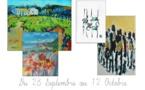 Exposition à Art Caroux - Caroux
