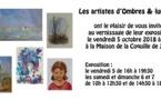 Les artistes d'Ombres & Lumières