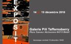 L'instant constuit - Galerie Pili Taffernaberry BIDART 64210