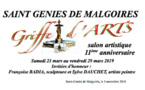 Saint-Génies-de-Malgloire - 11° salon 2019