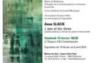 Exposition d'Anne SLACIK - Espace d'Art Contemporain - BÉDARIEUX