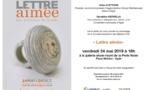 """exposition """"Lettre aimée - Les écritures du monde"""" - Galerie la Perle Noire - Agde"""
