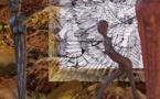 LOÏC BONNEFONT (Peinture/dessin) - KANEL BROSI (Sculpture) - Gange