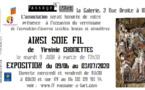 """Vernissage protégé à la Galerie """" Passage à l'Art """" à MILLAU ,"""