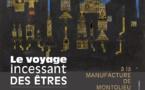 Exposition de Christophe SOUQUES à la Manufacture à MONTOLIEU