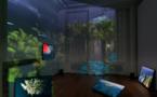 """Exposition arts numériques """"La Nature Reconfigurée""""  - Centre des arts d'Enghien-les-Bains"""