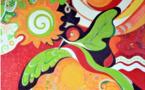 Panneaux bucoliques - Marina DH - Paris dans la Galerie Art symbol