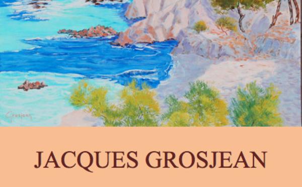 Jacques Grosjean - Mont Saint Clair Sète