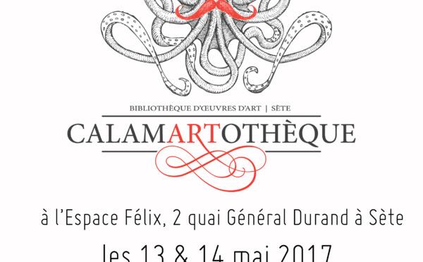 La Calamartothéque : l'Artothèque à SÈTE