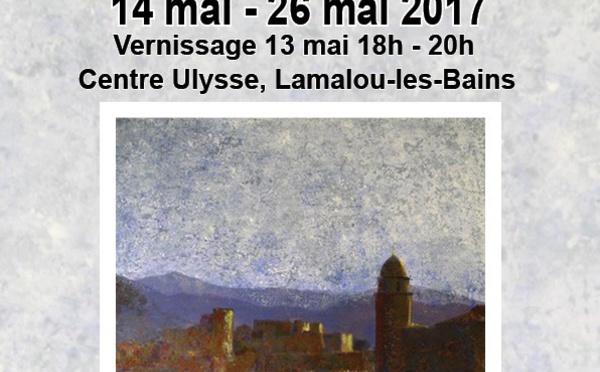 EXPOSITION DE THIERRY ORCAJADA - Lamalou les Bains