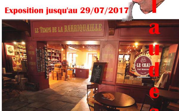 Exposition aquarelles Jean-Louis Billaudeau - Chai d'Homps -