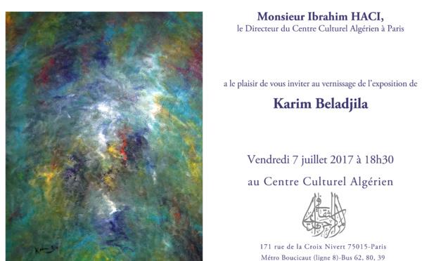 KARIM BELADJILA - Paris