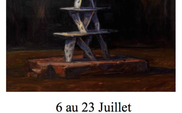 LA VOLTA à Saint Sériès: Exposition de  Christian Martel