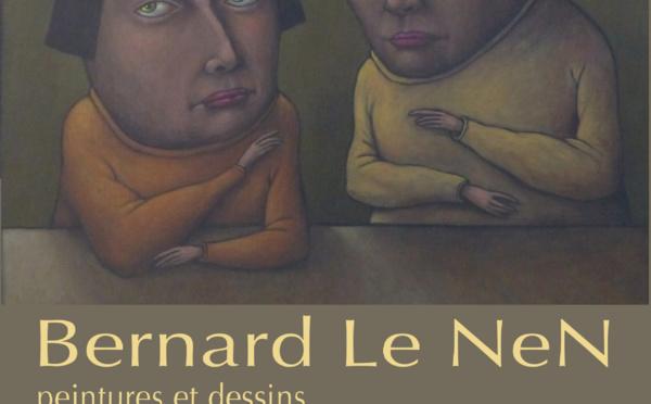 Bernard Le NeN,  à Terre de Mauripe à SOUDORGUES