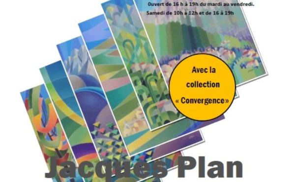 Exposition de Jacques PLAN à GENOLHAC