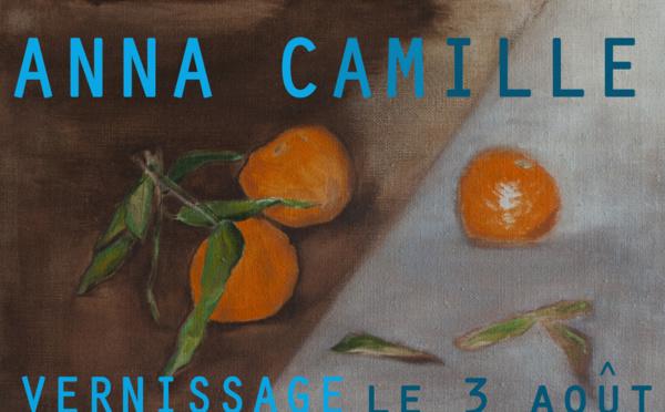 """ Trois Mondes "" : Galerie de la Cabrerisse : Anna Camille"