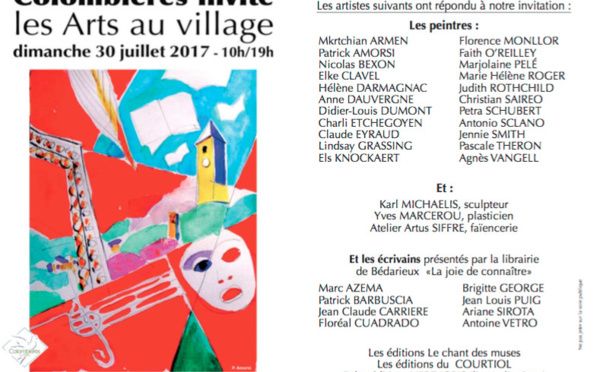 Exposition - COLOMBIERES-sur-ORB