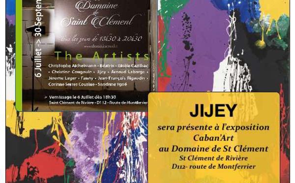 JJEY à Saint Clément de Rivière