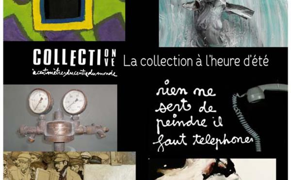 """Exposition collective """"La Collection à l'heure d'été"""" - Perpignan"""