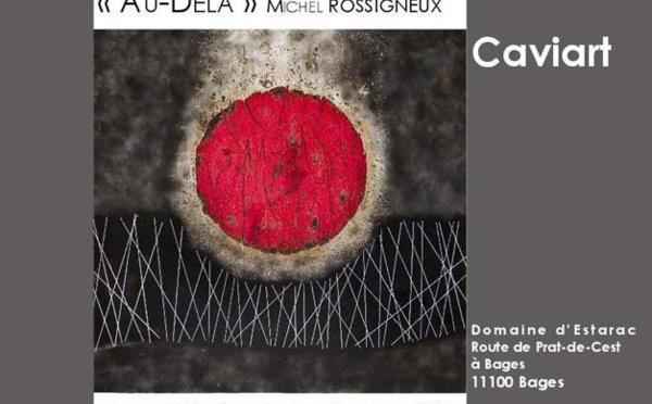 Michel Rossigneux - Doamaine d'Estarac - Bages