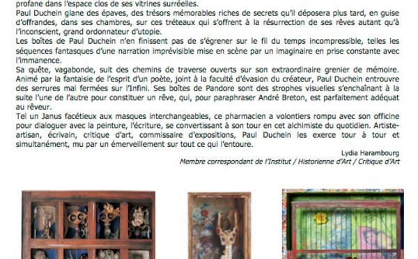 MUSÉE D'ART BRUT  à MONTPELLIER