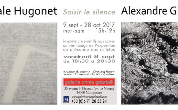 EXPOSITION à la Galerie Annie GABRIELLI à MONTPELLIER