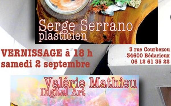 Atelier-Galerie Etc...Arts à BÉDARIEUX